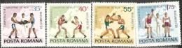 Romania 1969 Nuovo** - Mi.2767/70  Yv.2464/67 - Nuovi