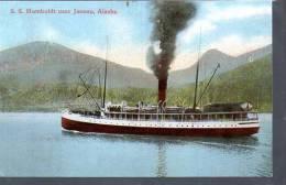 ALASKA  - S.S Humboldt Near Juneau - Ohne Zuordnung