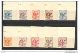 SANE1-L2679TCO.Macoc.Maro Cco .Dromedario.SAHARA  ESPAÑOL.1931/5.(Ed NE 1/10) SIN DENTAR, AUTENTICA, LUJO.RARA - Culturas
