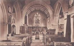 LANGTON CHURCH, BLANDFORD - INTERIOR - Angleterre