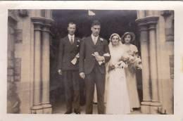 WEDDING POSTCARD - Marriages