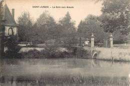 SAINT-JUNIEN LE BOIS-AUX-BOEUFS 87 HAUTE-VIENNE
