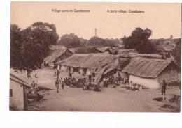 ASIE---INDE----COIMBATORE----village Paria De Coimbatore--voir 2 Scans - Inde