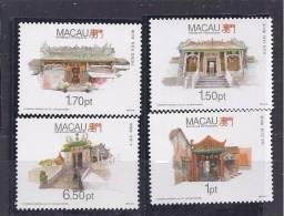 Macao1992:Michel 706-9mnh** - Macau