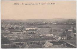 17326g PANORAMA Vers MAULDE - Rongy  - 1913 - Brunehaut