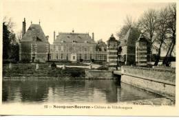 NEUNG Sur BEUVRON - Le Château De Villebourgeon - Très Bon état - Neung Sur Beuvron