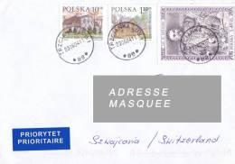 Lot N° 1 Lettre Voyagée Dans Les Années 2000 Exc N° : 2569 - Storia Postale