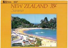 Kaiteriteri Beach, Near Nelson, New Zealand - NZ PO Card Unused - New Zealand