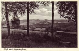 Blick Nach Niederbergheim - Duitsland