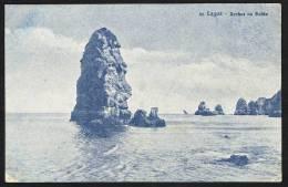 LAGOS (Portugal) - Rochas Na Bahia - Faro