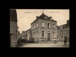 50 - DUCEY - La Mairie - 1 - Ducey