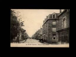 50 - DUCEY - Route De Saint-Hilaire - 46 - Ducey