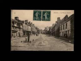 50 - DUCEY - La Place Du Marché - 99 - Ducey