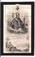 LUTTINO - BELGIO - ANNO 1834 - Religione & Esoterismo