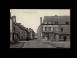 50 - DUCEY - Place Du Marché - Ducey