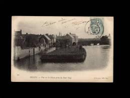 50 - DUCEY - Vue Sur La Sélune Prise Du Pont-Neuf - 103 - Ducey