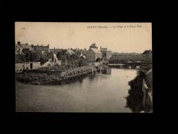 50 - DUCEY - La Sélune Et Le Vieux Pont - 129 - Ducey