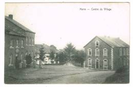 "Postkaart / Carte Postale ""Harre - Centre Du Village"" - Manhay"