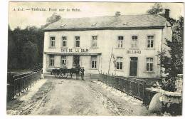 "Postkaart / Carte Postale ""Vielsalm - Pont Sur La Salm"" - Vielsalm"