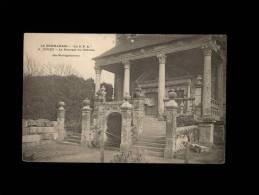50 - DUCEY - Le Portique Du Château Des Montgommery- 9 - Ducey