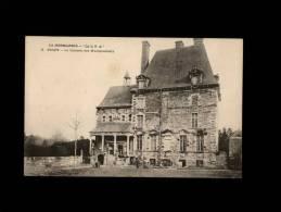 50 - DUCEY - Le Château Des Montgommery- 8 - Ducey