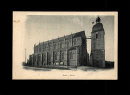 50 - DUCEY - L´Eglise - L´Abside - Ducey