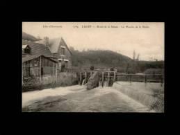 50 - DUCEY - Bords De La Sélune - Le Moulin De La Roche - 1789 - Moulin à Eau - Ducey