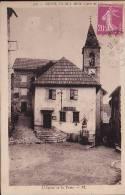 06 - Beuil L'église Et La Poste - Post