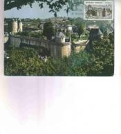 FRANCE   N° 1236  FOUGERES - 1960-69