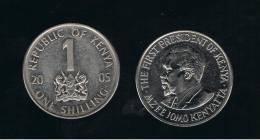 KENYA -  1 Shilling  2005 - Kenia