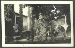 GRANADA  -  ALHAMBRA  JARDIN DE LINDARAJA  - - Granada