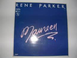 """MAXI - RENE PARKER  -  VOGUE 306002  """" MAUREEN """" + 1 - 45 T - Maxi-Single"""
