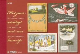Nederland 2010 Postfris MNH Prestigebooklet 32 Christmas - Libretti