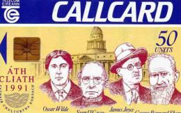 Ireland - Culture Capital - Ath Cliath 1991 - Irlanda