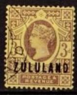 Zululand Mi. Nr. 6 O (# 1-22) - South Africa (...-1961)