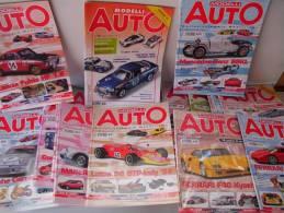 MODELLI  AUTO - Magazines
