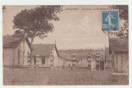 BELFORT : CASERNE DE RETHENANS - ECRITE EN 1922 - 2 SCANS - - Belfort - Ville