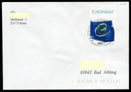 27804) BRD - FDC - Michel 2049 - 50 Jahre Europarat - BRD