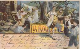 75 PARIS EXPOSITION 1900 /   LA ROULOTTE  PAR V. CAPUTO   /////   REF   M56 - Exposiciones