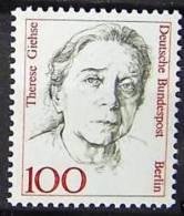 Berlin MiNr 825xx - Dauerserie Frauen 1988 - Wert 1,00 DM - Berlin (West)
