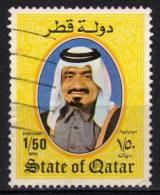 QATAR - 1984 YT 502 USED - Qatar