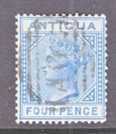 Antigua  10  (o) - Antigua & Barbuda (...-1981)