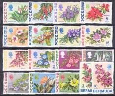 Bermuda  255-71  *  FLOWERS - Bermuda