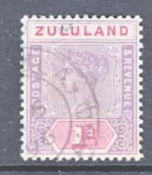 Zululand 16  (o) - South Africa (...-1961)