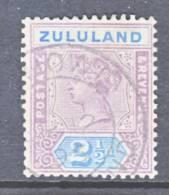 Zululand 17  (o) - South Africa (...-1961)