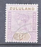Zululand 18  (o) - South Africa (...-1961)