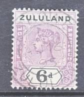 Zululand 19  (o) - South Africa (...-1961)