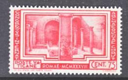 Vatican  58  * - Unused Stamps