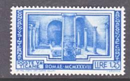 Vatican  60  * - Unused Stamps