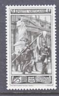 Vatican  140   * - Unused Stamps